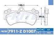 FRITEC SPC-7911-Z-D1007