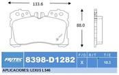 FRITEC SPC-8398-Z-D1282