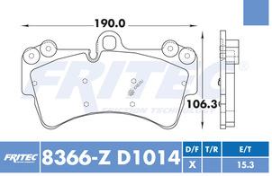 FRITEC SPC-8366-Z-D1014