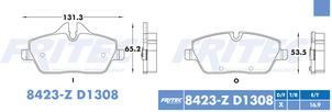 FRITEC SPC-8423-Z-D1308