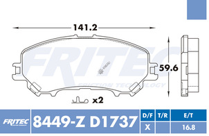 FRITEC SPC-8449-Z2-D1737