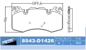 FRITEC SPC-8543-Z-D1426