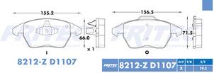 FRITEC SPC-8212-Z-D1107