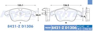 FRITEC SPC-8421-Z-D1306
