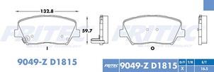 FRITEC SPC-9049-Z-D1815