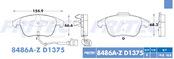 FRITEC SPC-8486A-Z-D1375