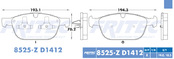 FRITEC SPC-8525-Z-D1412