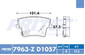 FRITEC SPC-7963-Z-D1057