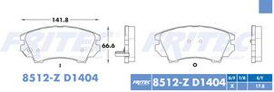 FRITEC SPC-8512-Z-D1404