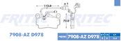 FRITEC SPC-7908A-Z-D978