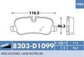 FRITEC M-8203-Z-D1099
