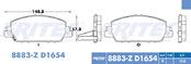 FRITEC SPC-8883-Z-D1654
