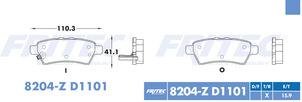 FRITEC SPC-8204-Z-D1101