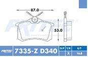 FRITEC SPC-7335-Z-D340