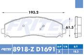 FRITEC SHD-8918-Z-D1691
