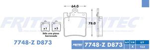 FRITEC SPC-7748-Z-D873