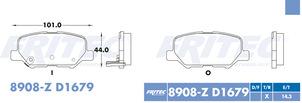 FRITEC SPC-8908-Z-D1679