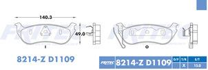 FRITEC SPC-8214-Z-D1109