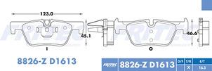 FRITEC SPC-8826-Z-D1613