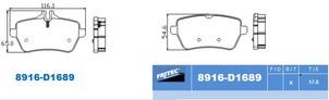 FRITEC SPC-8916-Z-D1689