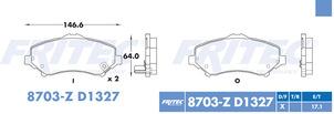 FRITEC SPC-8703-Z-D1327
