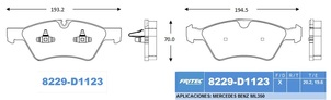 FRITEC SPC-8229-Z-D1123