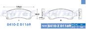 FRITEC SPC-8410-Z-D1169
