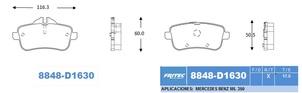 FRITEC SPC-8848-Z-D1630