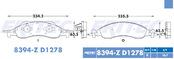 FRITEC SPC-8394-Z-D1278