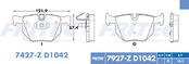 FRITEC SPC-7427-Z-D1042
