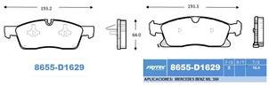 FRITEC SPC-8655-Z-D1629