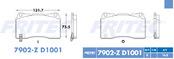 FRITEC SPC-7902-Z-D1001