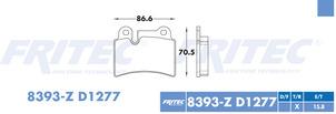 FRITEC SPC-8393-Z-D1277