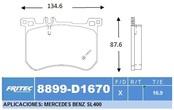 FRITEC SPC-8899-Z-D1670