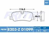FRITEC SPC-8203-Z-D1099