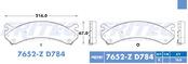 FRITEC SHD-7652-Z-D784