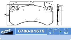 FRITEC SPC-8788-Z-D1575