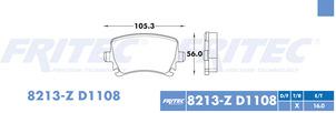 FRITEC SPC-8213-Z-D1108