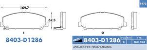FRITEC SPC-8403-Z-D1286