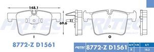 FRITEC SPC-8772-Z-D1561