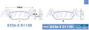 FRITEC SPC-8226-Z-D1120