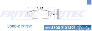 FRITEC SPC-8500-Z-D1391