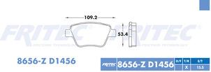 FRITEC SPC-8656-Z-D1456