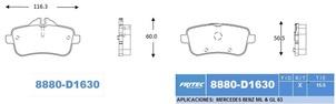 FRITEC SPC-8880-Z-D1630