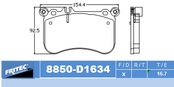 FRITEC SPC-8850-Z-D1634