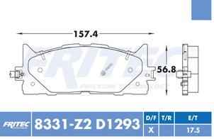 FRITEC SPC-8331-Z2-D1293
