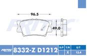 FRITEC SPC-8332-Z-D1212