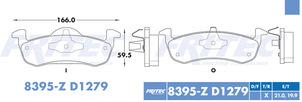 FRITEC SPC-8395-Z-D1279