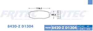 FRITEC SPC-8420-Z-D1304