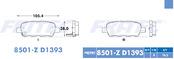 FRITEC SPC-8501-Z-D1393